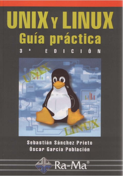 Unix y Linux Guía Practica